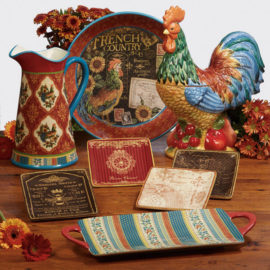 French Country Rooster Collection
