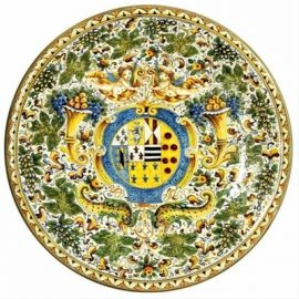 Wall Plates & Plaques Archives | Tuscan Italian Decor