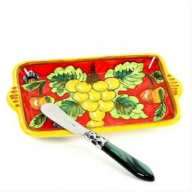 Butter Dishes & Spreader Knives